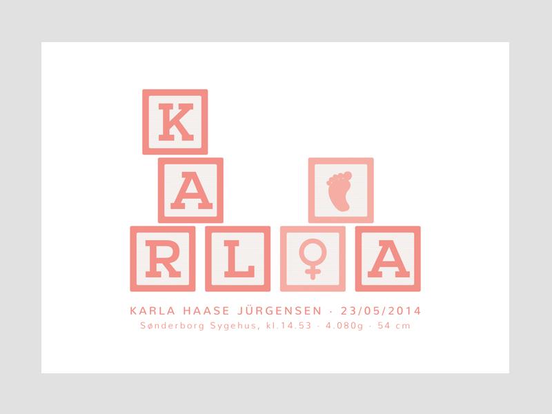 navneplakat_noordisk_klodser_karla